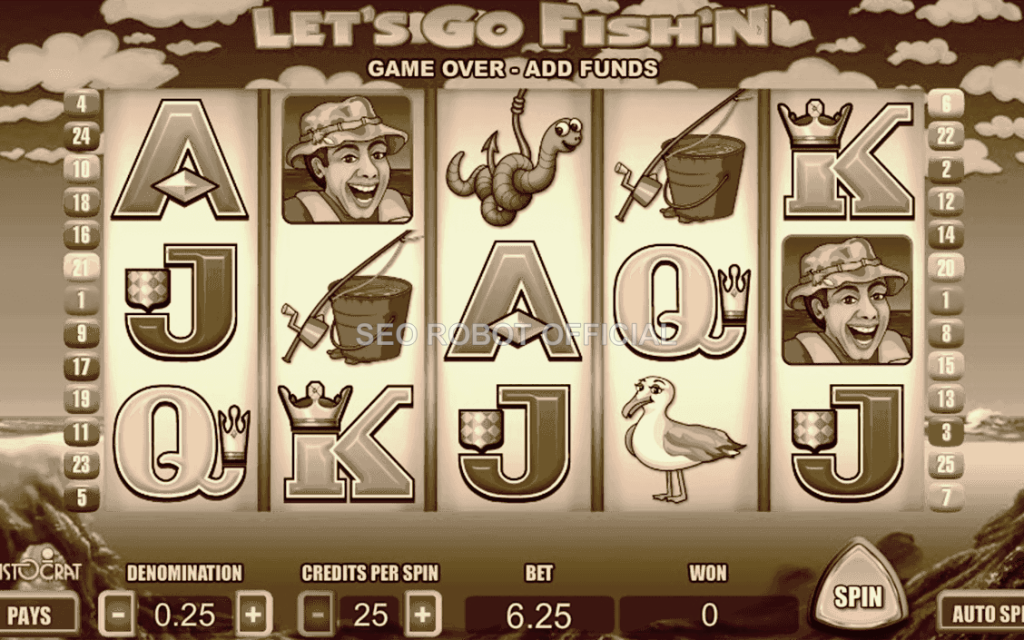 Sejarah Perkembangan Slots Games Online