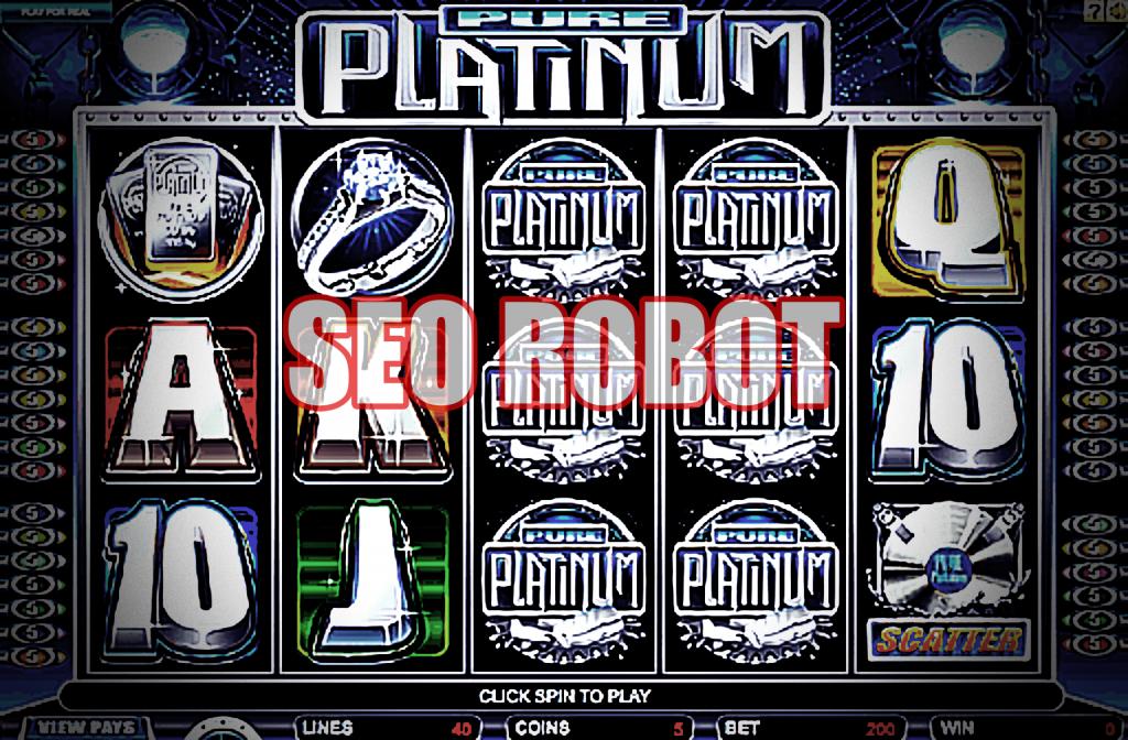 Tips menang bermain game slot playtech dengan mudah dan gampang